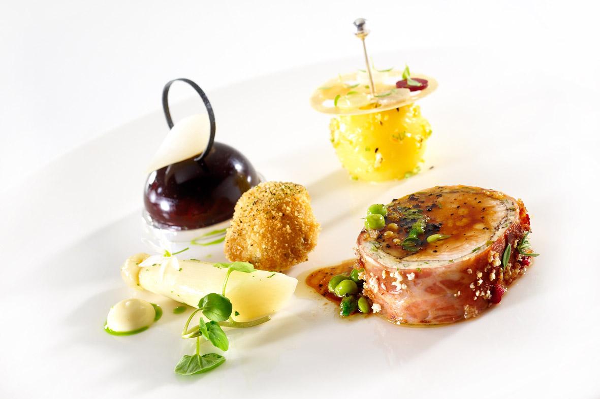 Populaire danemark assiette viandeLYON SAVEURS LF46