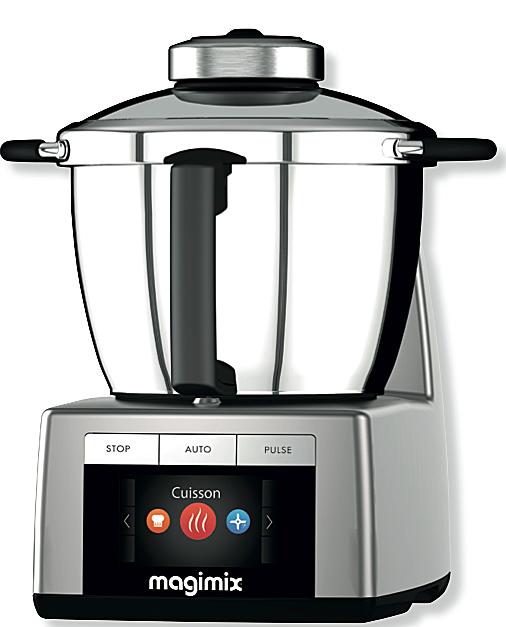 Testez le véritable robot-cuiseur multifonction… (La Bovida – Magimix)