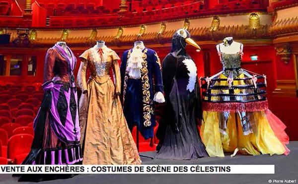 Costumes Célestins PAUBERT