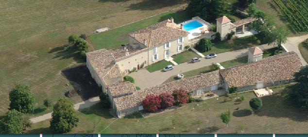 Les chinois achètent le Château de SOURS en bordelais !
