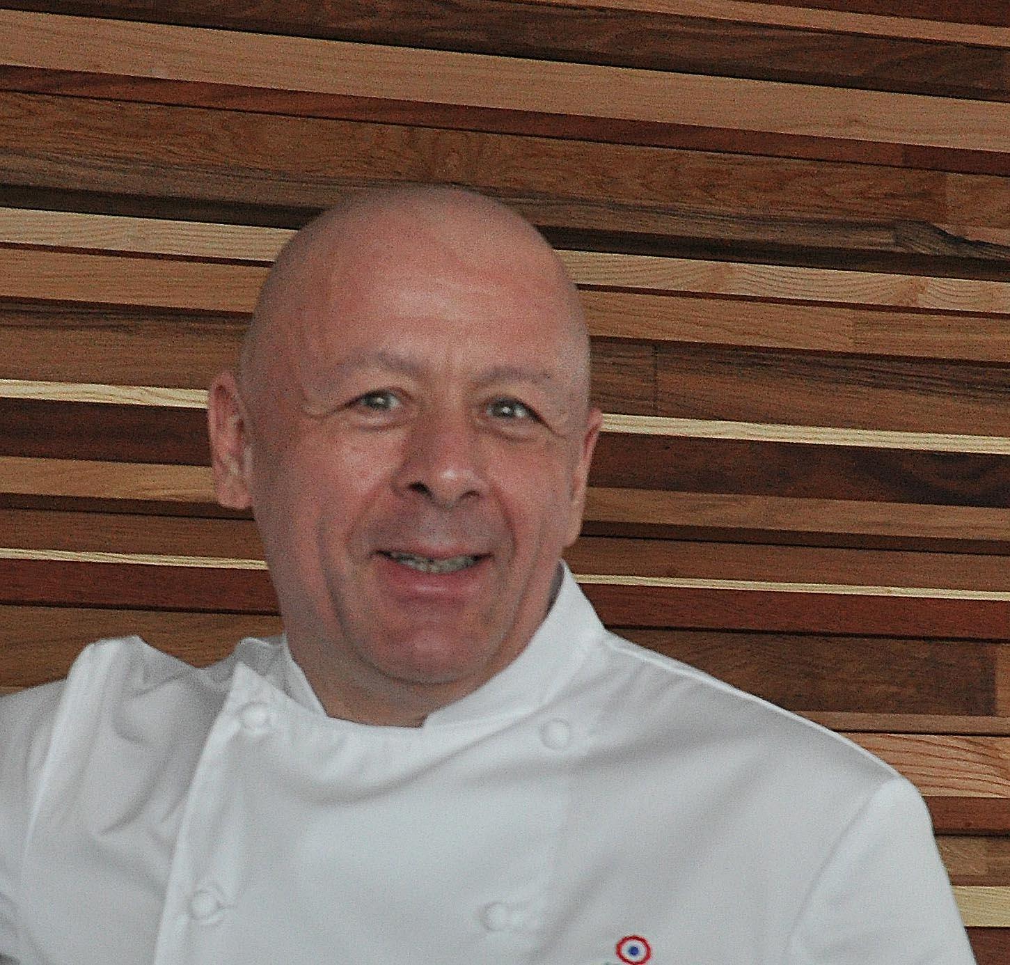 Superbe rencontre avec le chef thierry marx cuisinier for Cuisinier marx