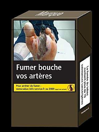 Paquet CigaretteDR