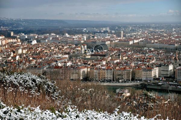 Lyon Neige ©Godet_0202