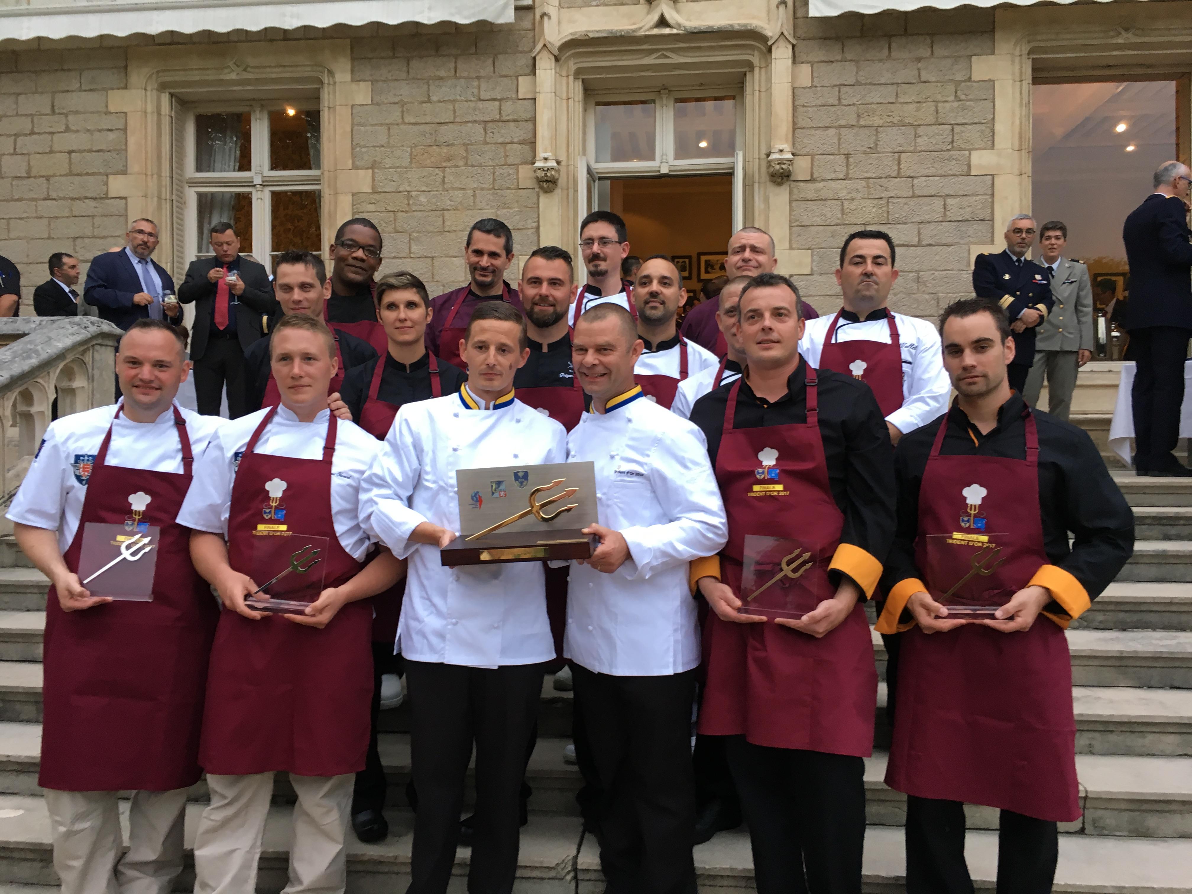 La base a rienne 942 lyon mont verdun remporte le trident d or 2017lyon saveurs - Porte ouverte base aerienne saint dizier 2017 ...
