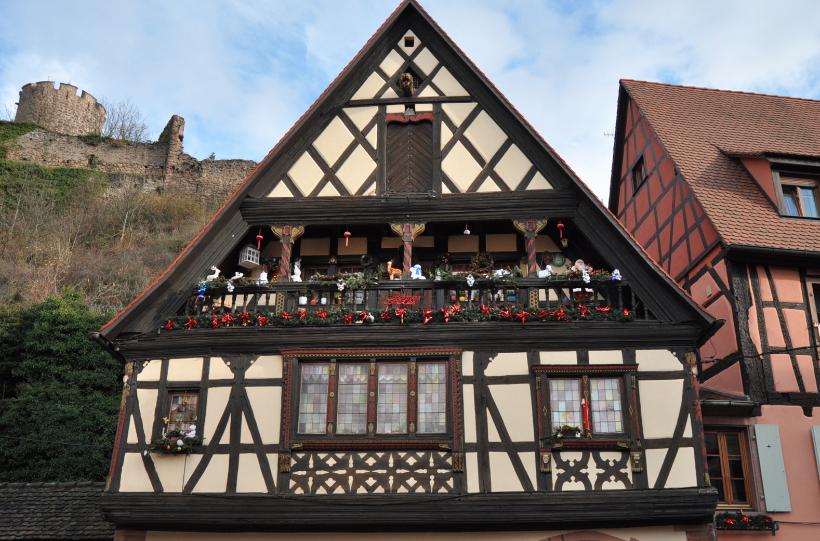 Alsace Festive Gourmande Et Accueillante 4 Kaysersberglyon Saveurs