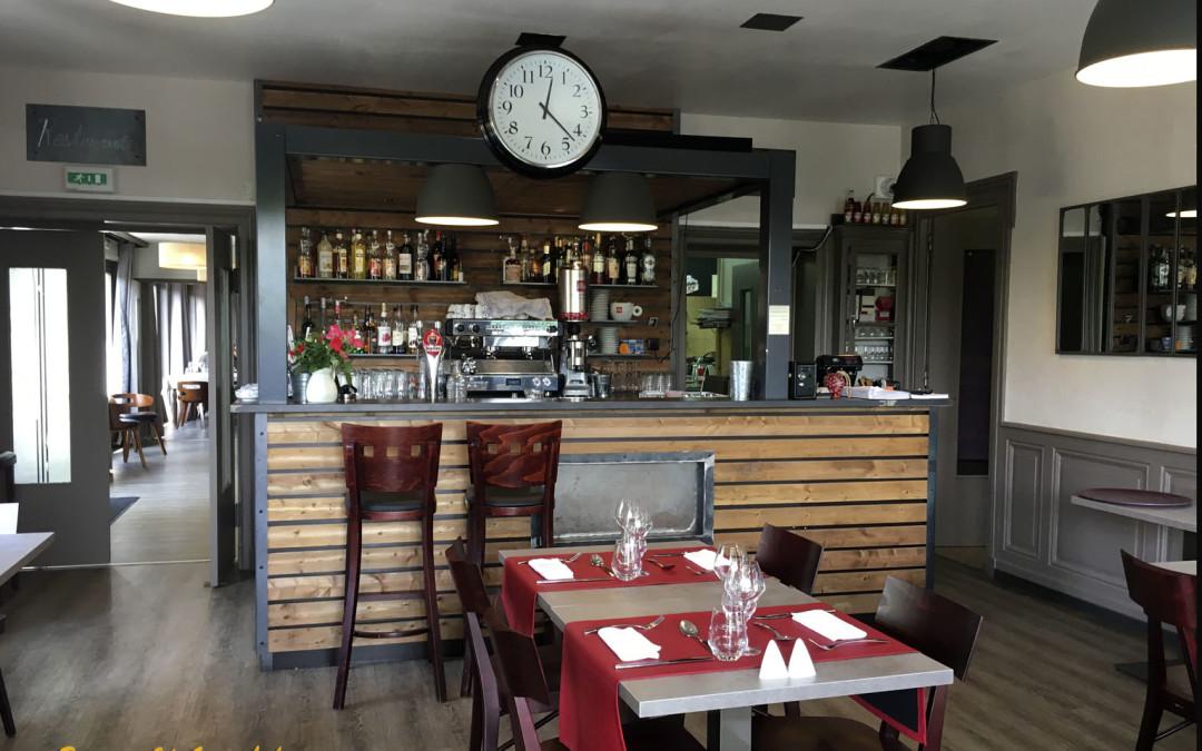 Restaurant 2 le Gare - Le Bar ©Godet_6398