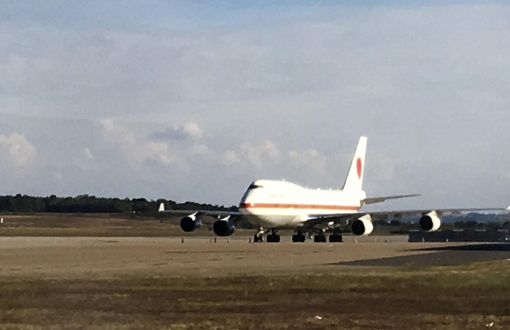 Japan Avion prince DR_9905