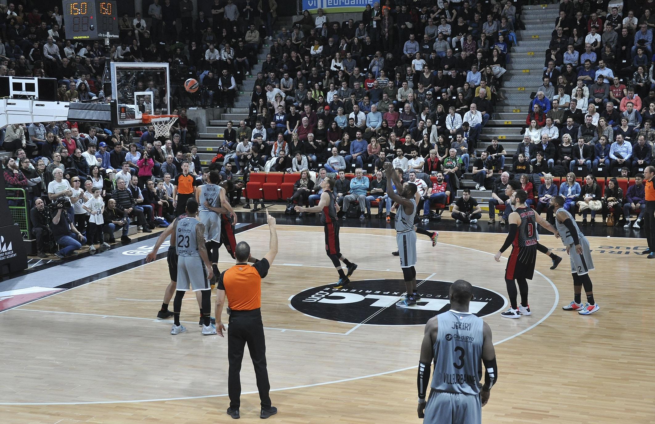 Basket Italie ASVEL Milan ©Godet_0483