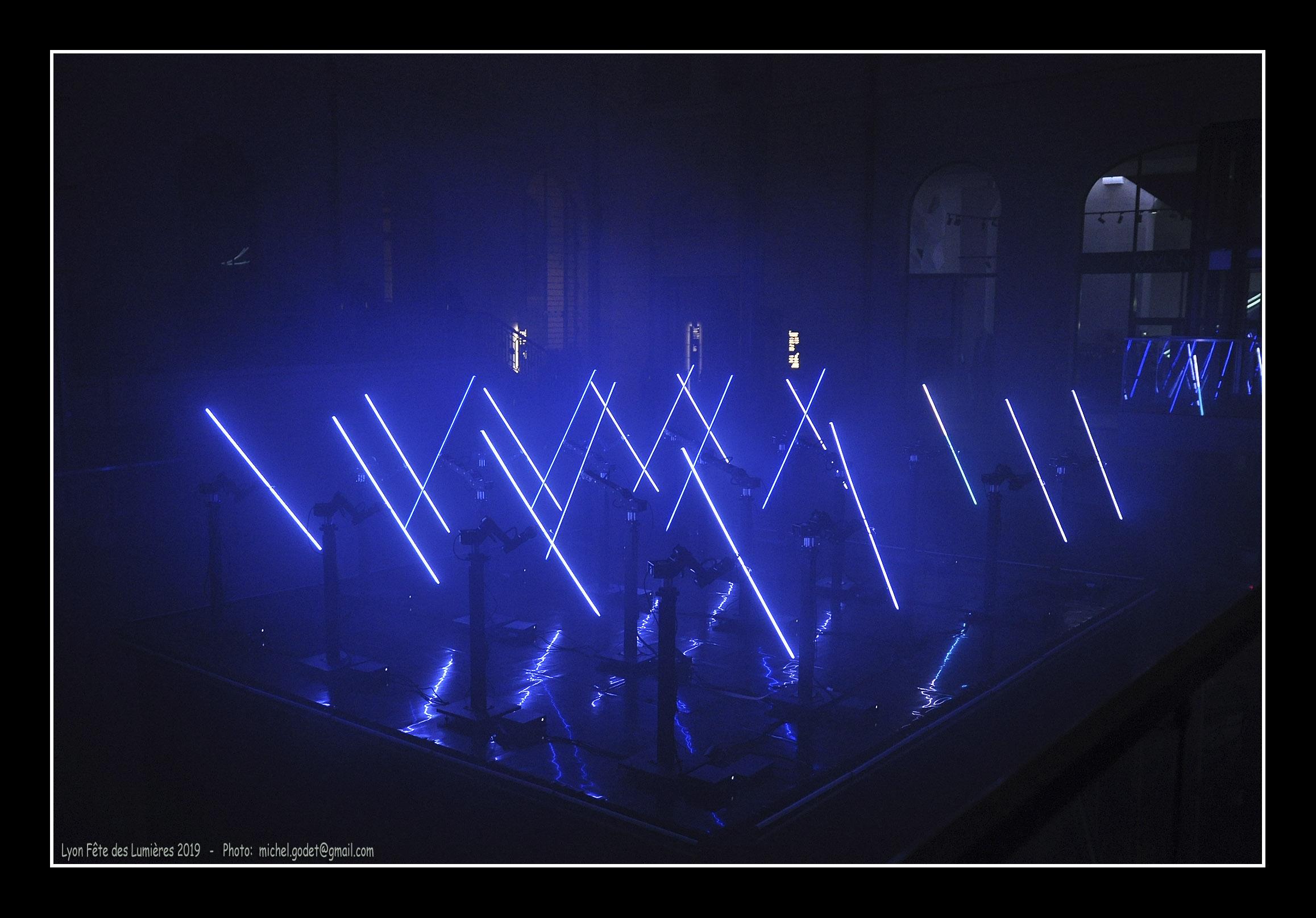 Lyon Fête des Lumières 2019 ©Godet_0097