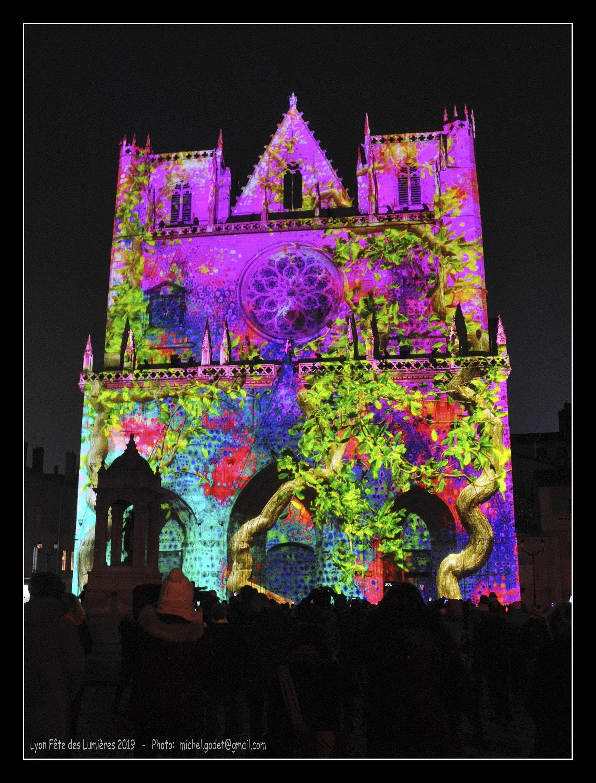 Lyon Fête des Lumières 2019 ©Godet_0277