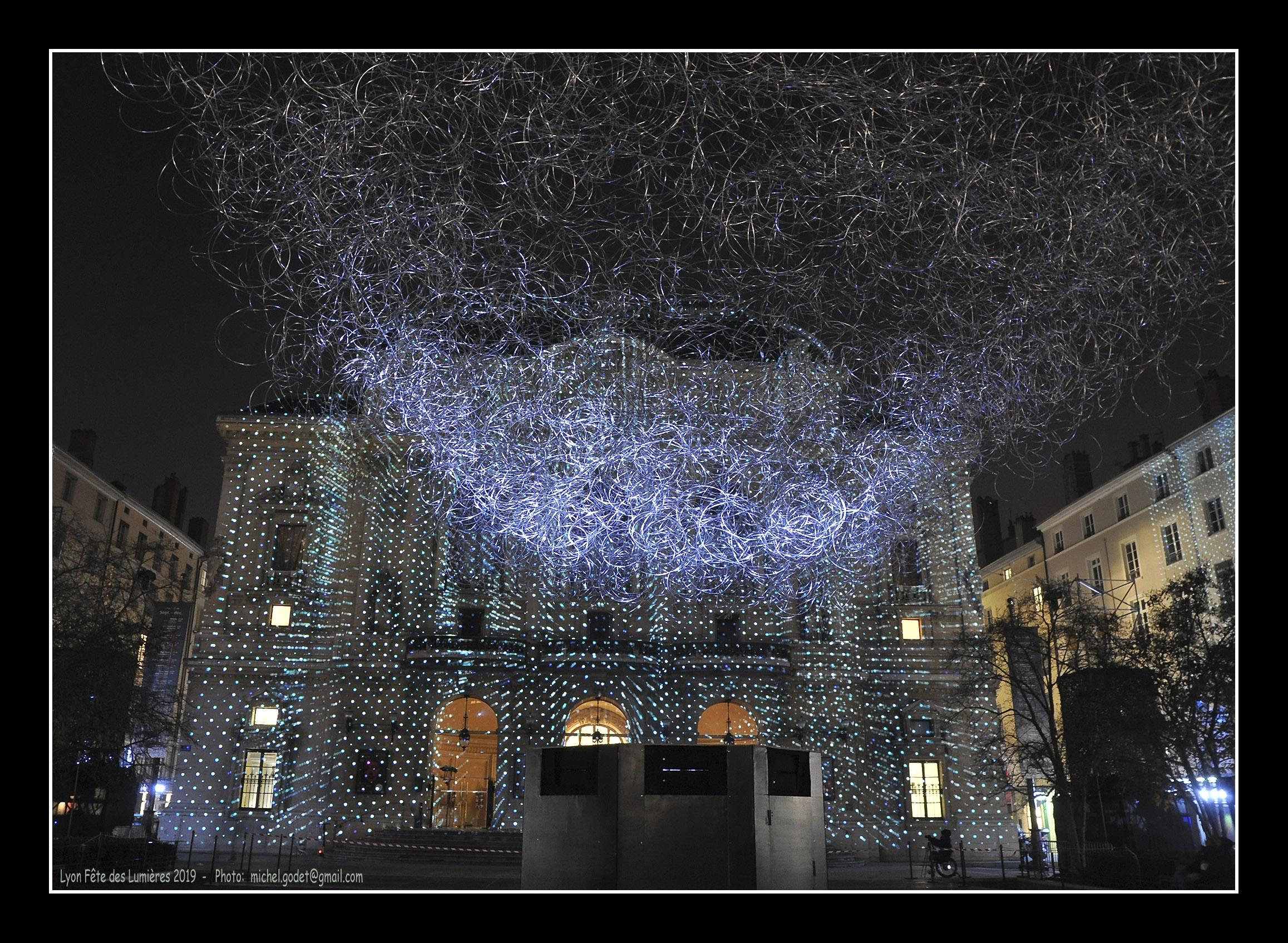 Lyon Fête des Lumières 2019 ©Godet_0555