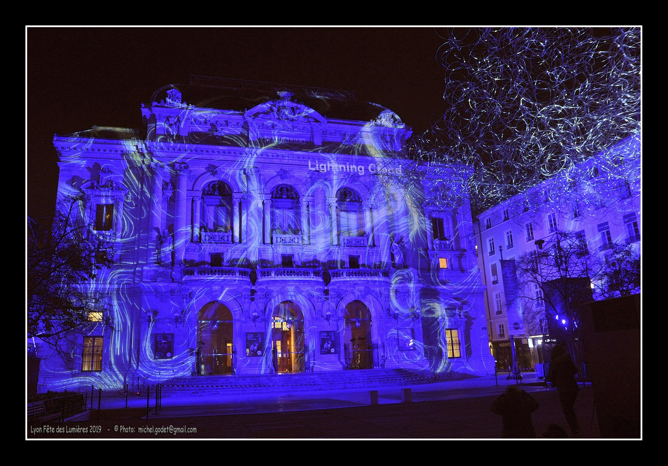 Lyon Fête des Lumières 2019 ©Godet_0664