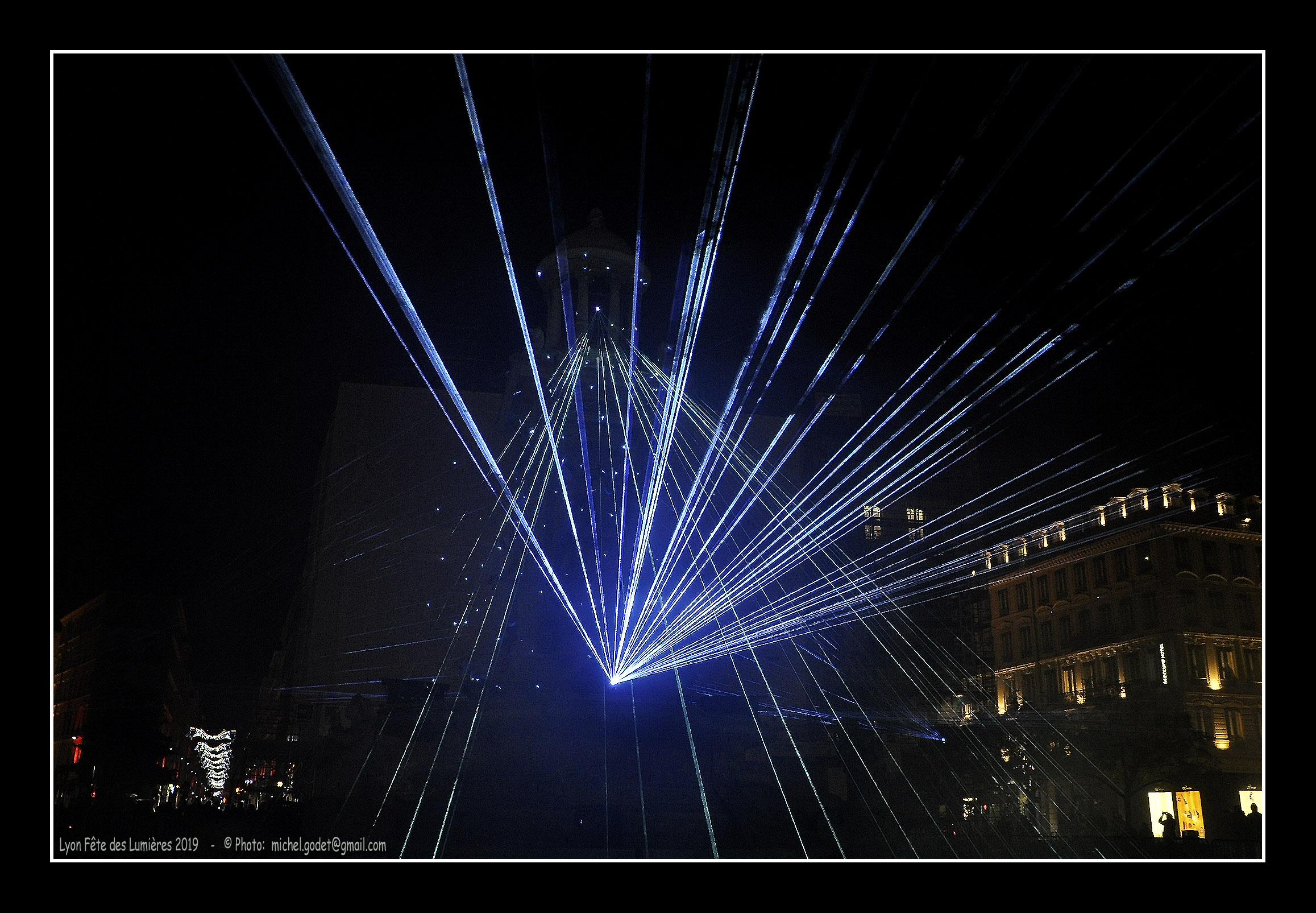 Lyon Fête des Lumières 2019 ©Godet_0763