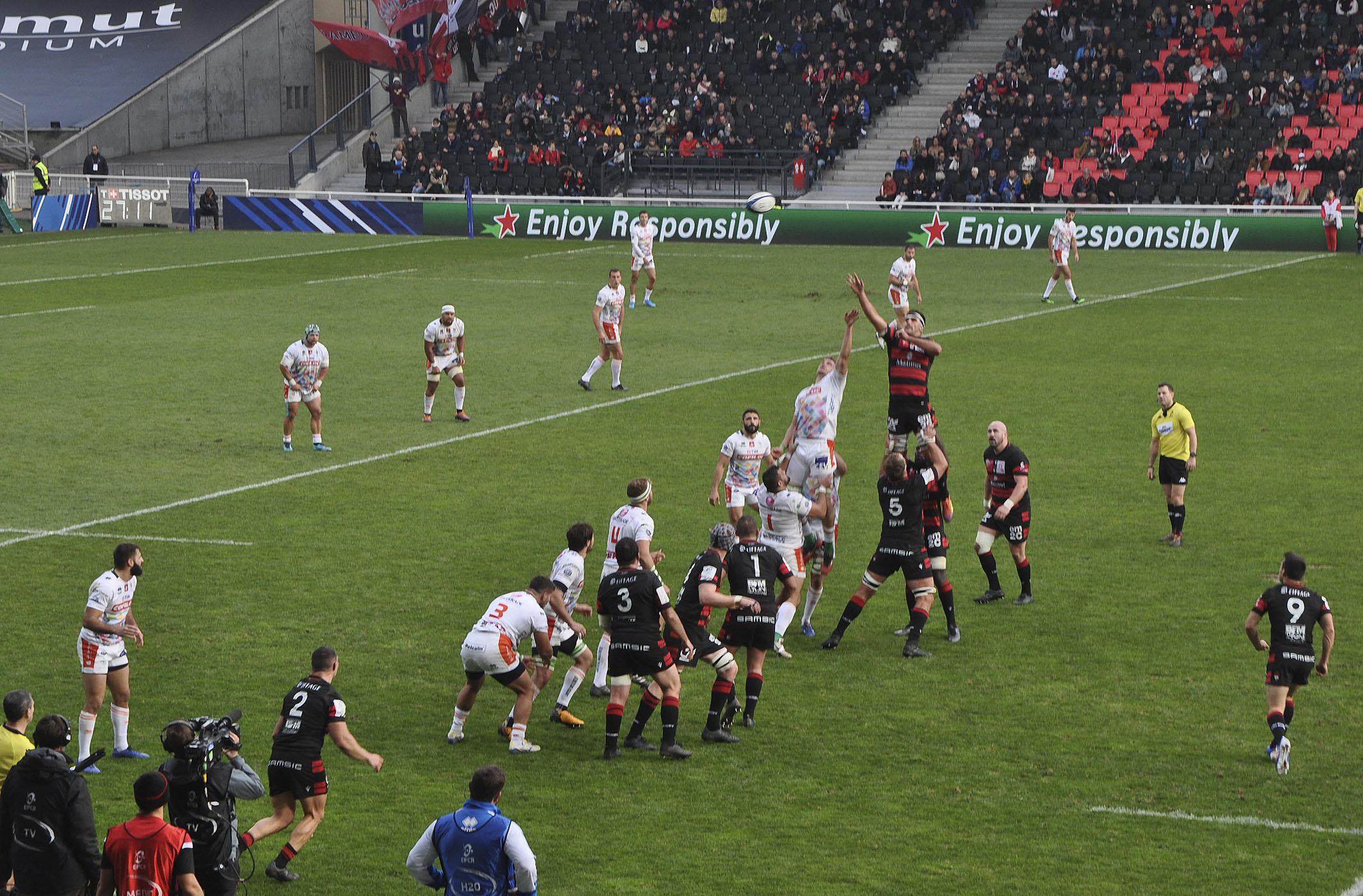 Rugby LOU Trévise ©Godet_0223