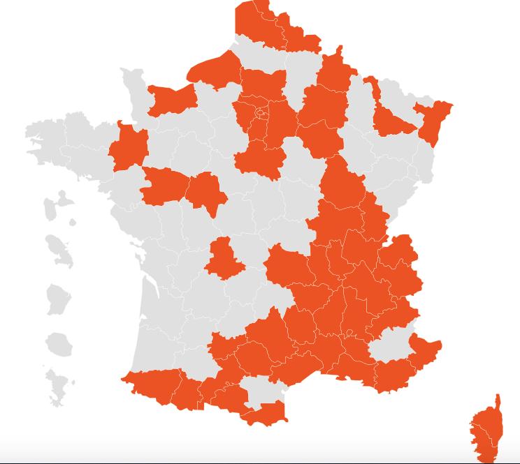 Le département n'échappe pas au couvre-feu — Hautes-Alpes