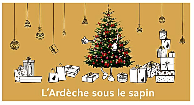 Ardèche Sapin