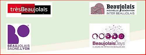 Logos Beaujolais