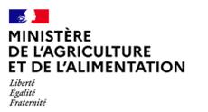 Ministère agriculture