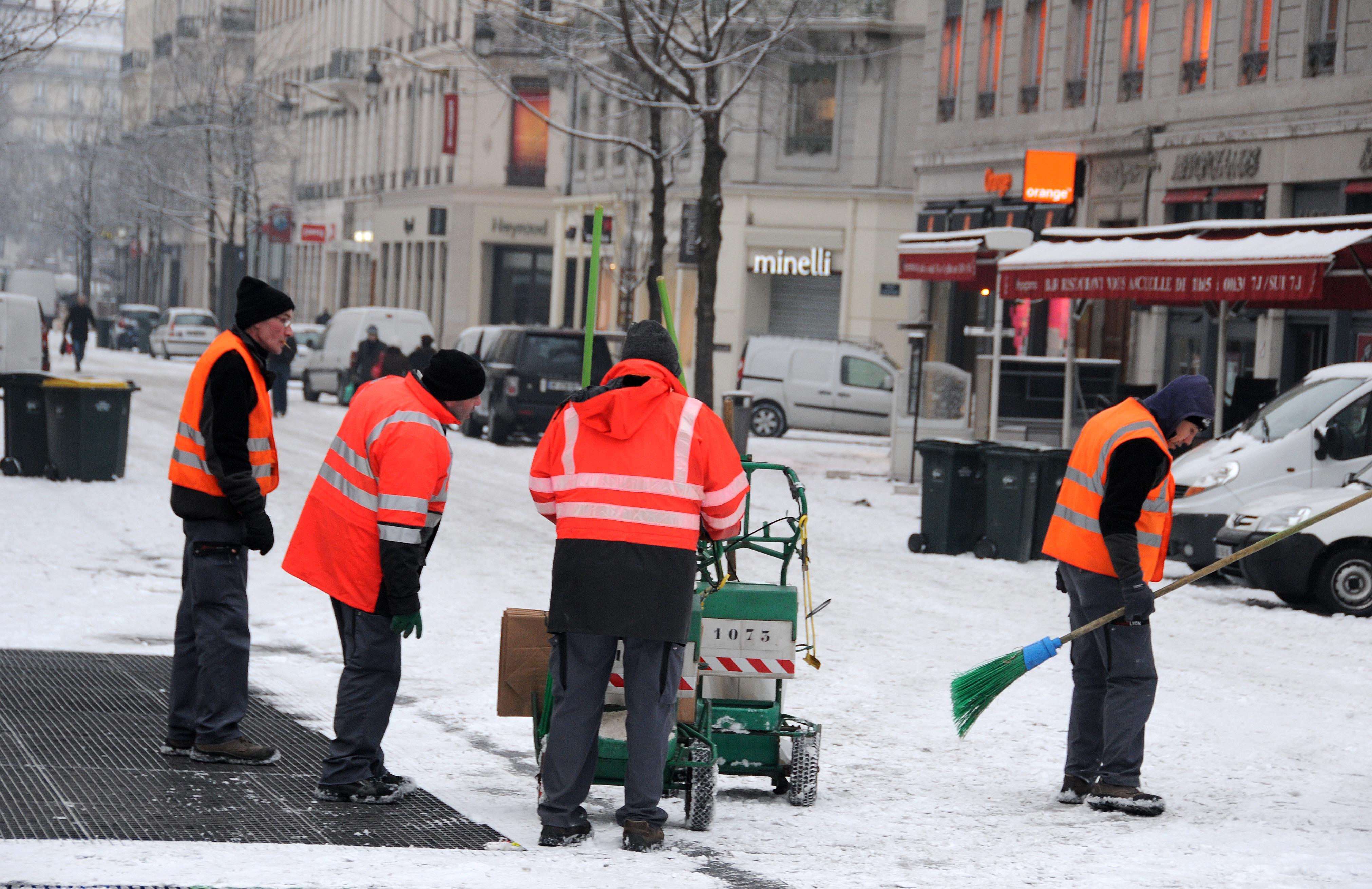 De la neige sur Lyon ! Vigilance ORANGE ce 15 janvier 2016…