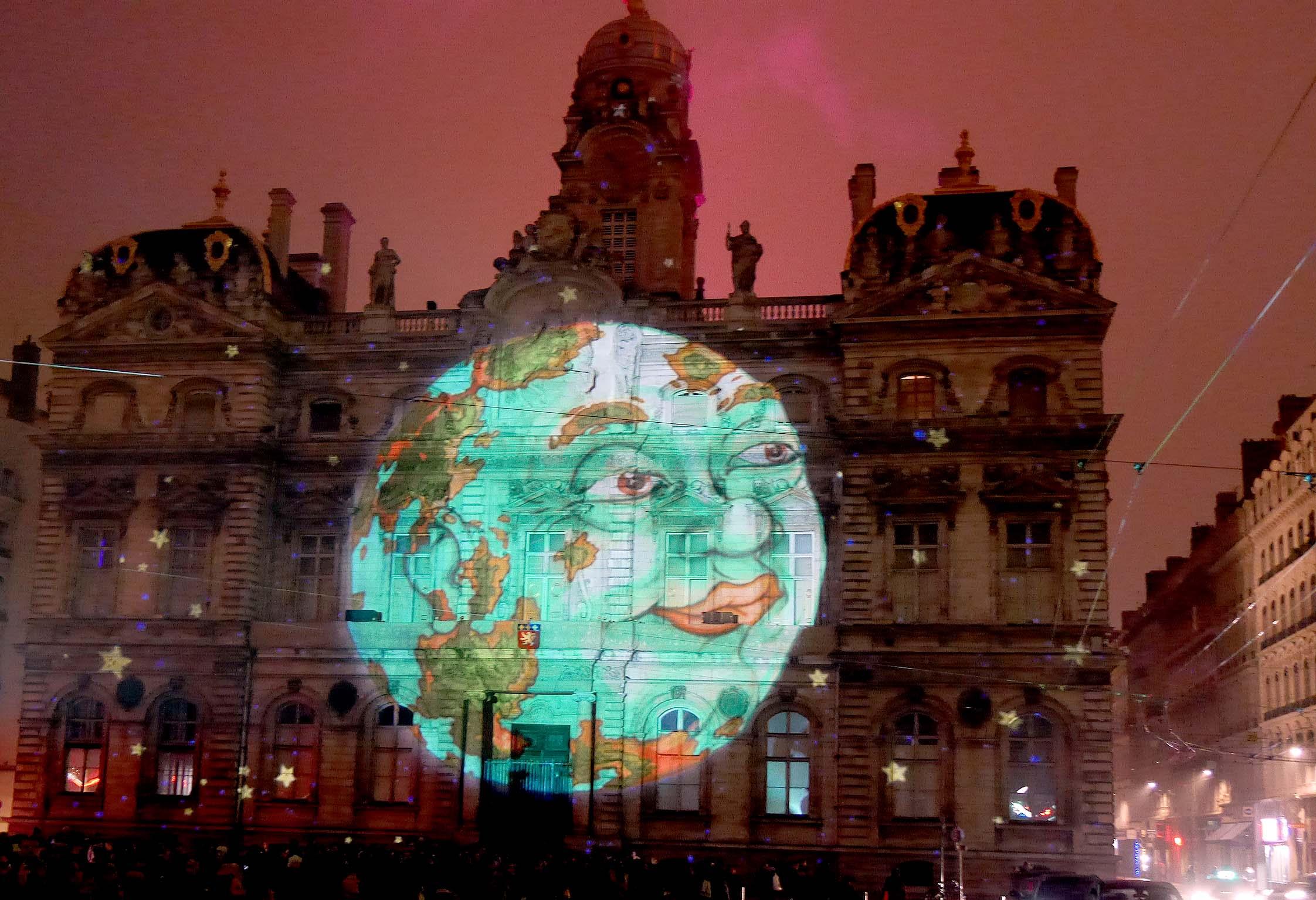 Lyon: le 8 décembre 2016 en images !