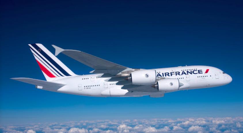 Air France Avion en vol