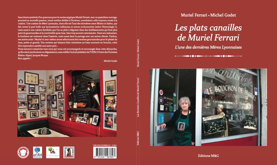 Muriel Ferrrari Cover