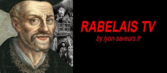 RABELAIS TV Logo total